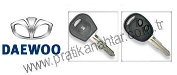 Daewoo Anahtarı
