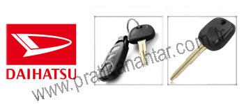 Daihatsu Anahtarı
