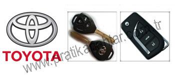 Toyota Anahtarı